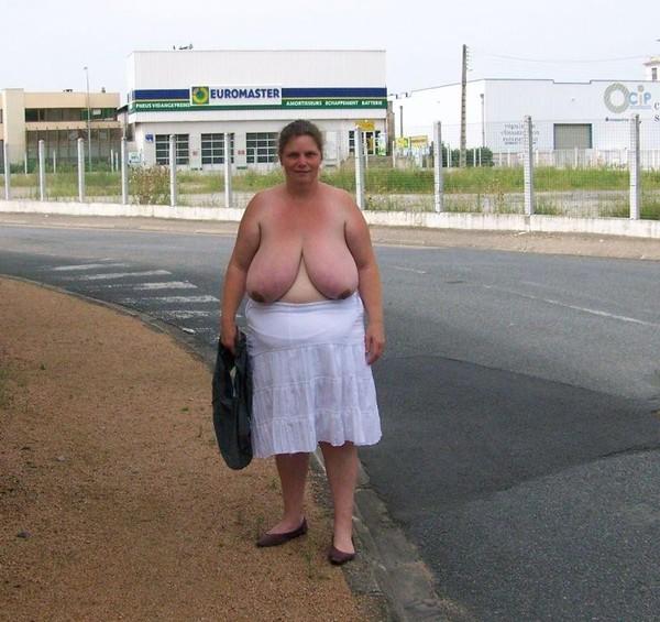 Vieilles dames aux gros seins
