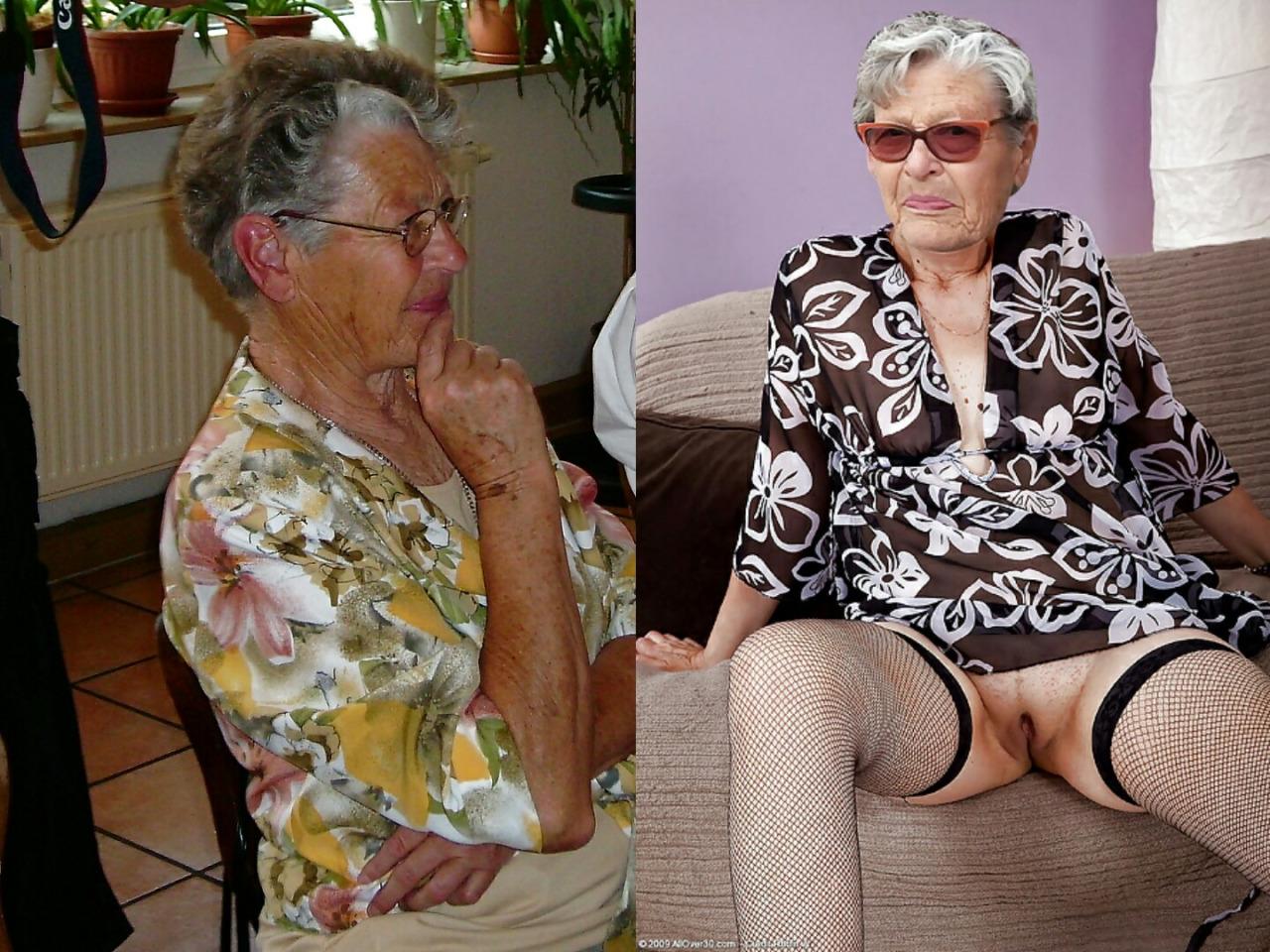 Photos nues de vieille femme mamie